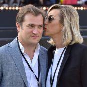 """Laurence Ferrari et Renaud Capuçon, leur fils a déjà """"un petit niveau"""" au violon"""