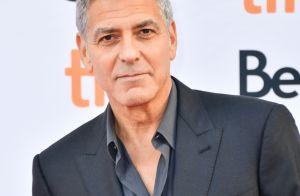 George Clooney : Une vidéo dévoile la violence de son accident de scooter