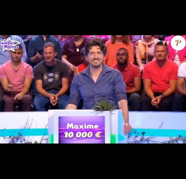 """Extrait de l'émission """"Les 12 coups de midi"""" du mercredi 11 juillet 2018 - TF1"""