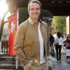 Stéphane Rotenberg sur le tournage de Pékin Express :
