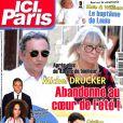 Couverture d'Ici Paris du 11 au 17 juillet 2018