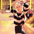 Couverture du magazine ELLE, en kiosques dès le 13 juillet 2018.