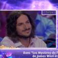 """Xavier face à Christian Quesada lors du """"Combat des Maîtres"""" sur prime-time sur TF1."""