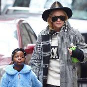 Madonna : Nouvelle tendre photo de famille avec tous ses enfants
