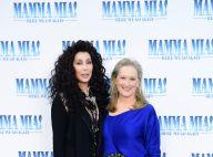 Cher et Meryl Streep : Baisers tendres et fougueux sur le tapis rouge