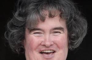 Susan Boyle, une bonne fée pour Amanda Holden, jurée de