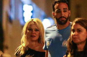 Adil Rami : Rencontre réussie avec la maman de Pamela Anderson