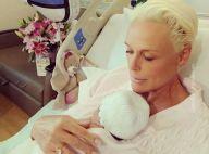 """Brigitte Nielsen, maman à 54 ans après dix ans de FIV : """"Tout est possible"""""""