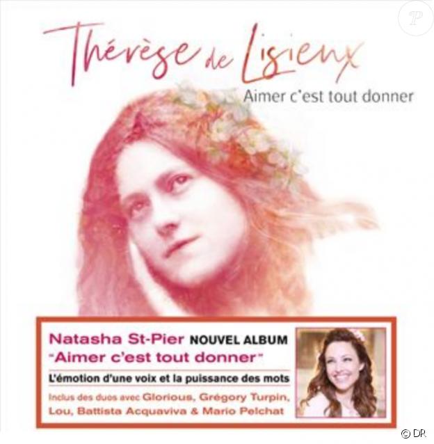 Natasha St-Pier - Aimer, c'est tout donner - attendu le 3 août 2018.
