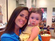 Soleil Moon Frye est toujours aussi souriante... sa fille, moins !