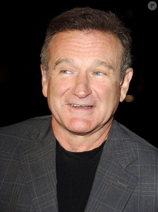 Robin Williams à Los Angeles en 2006.