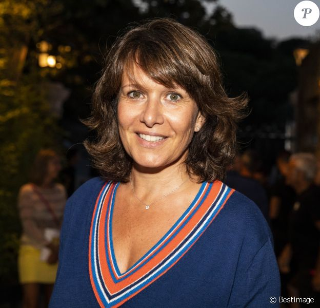 Exclusif - Carole Rousseau - Soirée d'ouverture du festival de Ramatuelle avec la représentation de la pièce Edmond le 1er aout 2018. © Cyril Bruneau/Bestimage