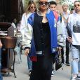 Christina Aguilera à New York le 15 juin 2018.