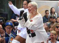 Christina Aguilera plus pulpeuse : Attendrait-elle son troisième enfant ?