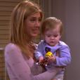 Les jumelles Noelle et Cali Sheldon avaient interprété le rôle d'Emma dans la série Friends lors des deux dernières saisons.