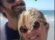 Flavie Flament : Au naturel et en plein bonheur en vacances au Brésil