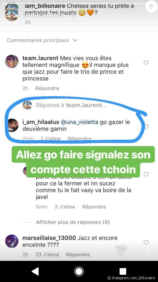Laurent (La Villa, la bataille des couples) se clash avec un internaute sur Instagram - 4 août 2018