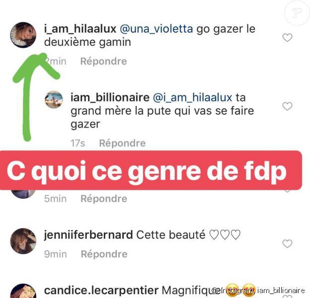 Laurent (La Villa) se clash avec un internaute sur Instagram - 4 août 2018