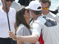 Felipe d'Espagne : Le baiser de Letizia et le sourire de ses filles pour la Copa