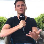 Bryan (Les Vacances des Anges 3) : Son appréhension avant le tournage