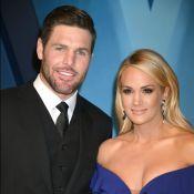 Carrie Underwood : La chanteuse américaine attend son deuxième enfant