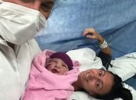 Justin Bieber : Sa belle-mère a accouché, il présente sa petite soeur