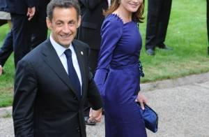 Carla Bruni et Nicolas Sarkozy : duo de charme à Madrid !