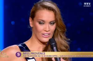 Miss France : Miss Provence qui avait
