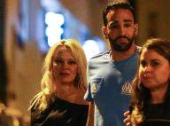 Pamela Anderson : Son couple avec Adil Rami critiqué, elle met tout au clair