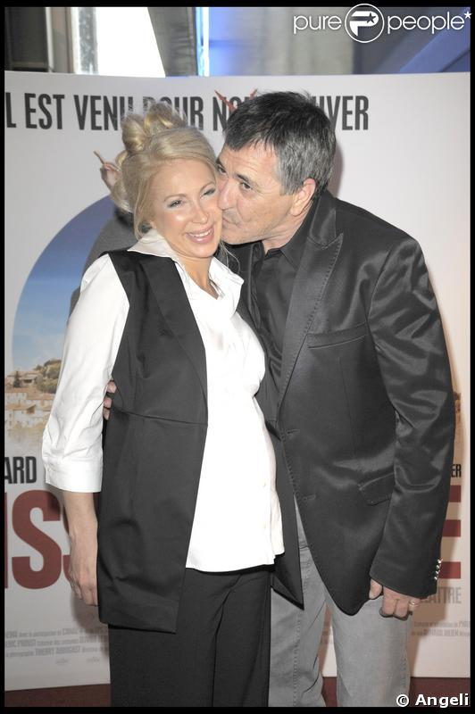Jean marie bigard pr sente son fiston sasha cet enfant dont il est pictures to pin on pinterest - Damien thevenot et son compagnon ...