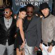 """Les Black Eyed Peas au complet venu soutenir will.I.Am, lors de l'avant-première de """"Wolverine"""", le 28 avril 2009, au Mann's Chinese Theatre de Los Angeles !"""