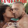 Vincent Cassel et Tina Kunakey en couverture du Vanity Fair Italia (septembre 2018)