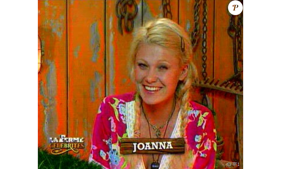 Joanna Rosiak est morte — La Ferme célébrités