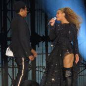 Beyoncé et Jay-Z : Panique à leur concert, un fan les pourchasse sur scène