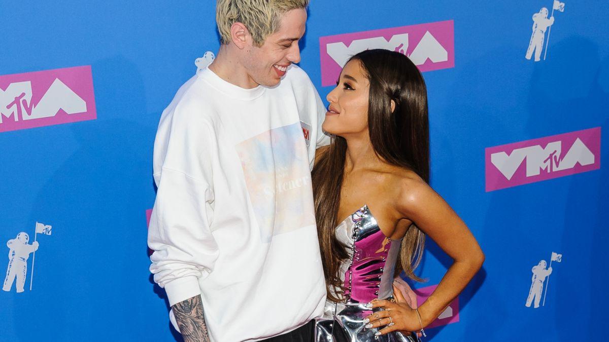 Est Ariana Grande rencontre quelqu'un 2016