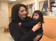 """Jeannette Bougrab, retour en France avec sa petite May : """"Elle entre en CE1"""""""