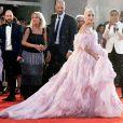"""Lady Gaga - Première du film """"A Star Is Born"""" lors du 75ème festival de Venise, La Mostra le 31 aout 2018."""