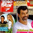 """Couverture du prochain numéro de """"Télé Star"""" en kiosques lundi 3 septembre 2018"""