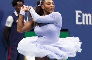 Serena Williams : En tutu, sa petite Olympia est son adorable mini-double