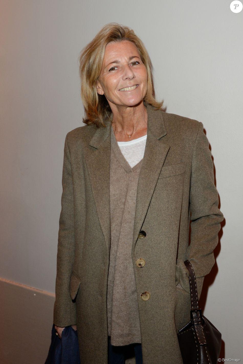 """Claire Chazal révèle ses angoisses et son appréhension de la vieillesse dans un nouvel entretien accordé à """"Elle"""", publié ce 27 avril 2018."""