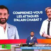 """Cyril Hanouna apaise les tensions avec Alain Chabat : """"Il dit qu'il regrettait"""""""