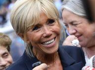 """Brigitte Macron et ses premiers pas d'actrice : """"J'ai une trouille bleue"""""""