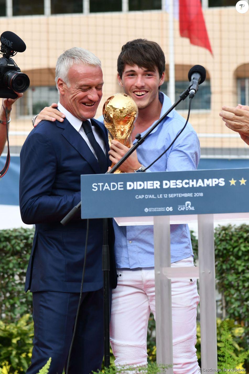 Didier Deschamps : Ce lourd secret dont il ne veut pas parler