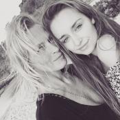 """Estelle Lefébure : Message ému pour son """"bébé"""" Emma Smet qui fête ses 21 ans"""