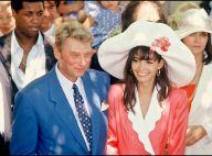 Adeline Blondieau : Elle vend la robe de son mariage avec Johnny Hallyday