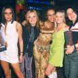 Les Spice Girls en 1997.