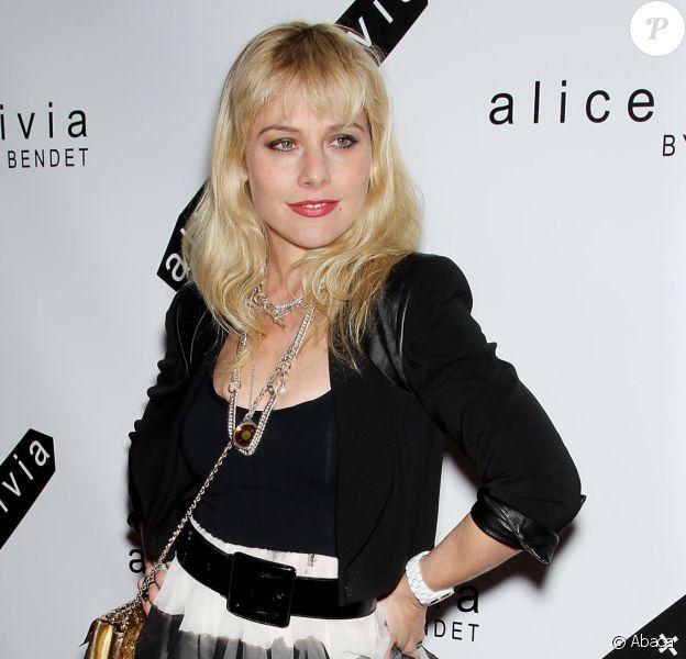Meital Dohan à New York en avril 2010. En septembre 2018, le New York Post révèle qu'elle est en couple avec Al Pacino.