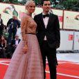 Olivia Hamilton et Damien Chazelle - Arrivées à la cérémonie d'ouverture du 75e Festival du film de Venise, la Mostra, le 29 août 2018.