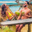 Vanessa Lawrens et Illan en vacances dans les Caraïbes - Instagram, 30 avril 2018