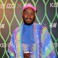 """Kiddy Smile - Soirée de lancement de la collection """"Kenzo x H&M"""" à l'Hôtel Boissière à Paris le 2 novembre 2016. © Coadic Guirec/Bestimage"""